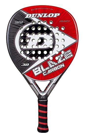 Dunlop Blaze Carbon - Pala de pádel: Amazon.es: Deportes y aire libre