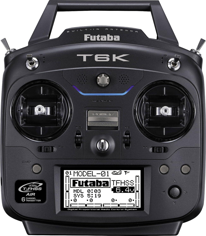 Futaba – Fernbedienung SYSTEM t-6 K