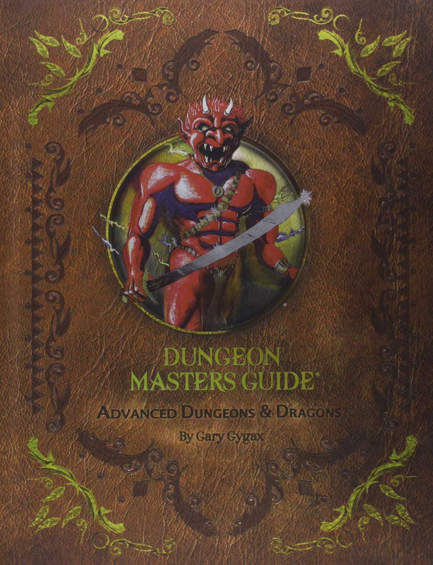 Advanced Dungeons & Dragons: Dungeon Masters Guide: Gary Gygax:  9780786962419: Amazon.com: Books