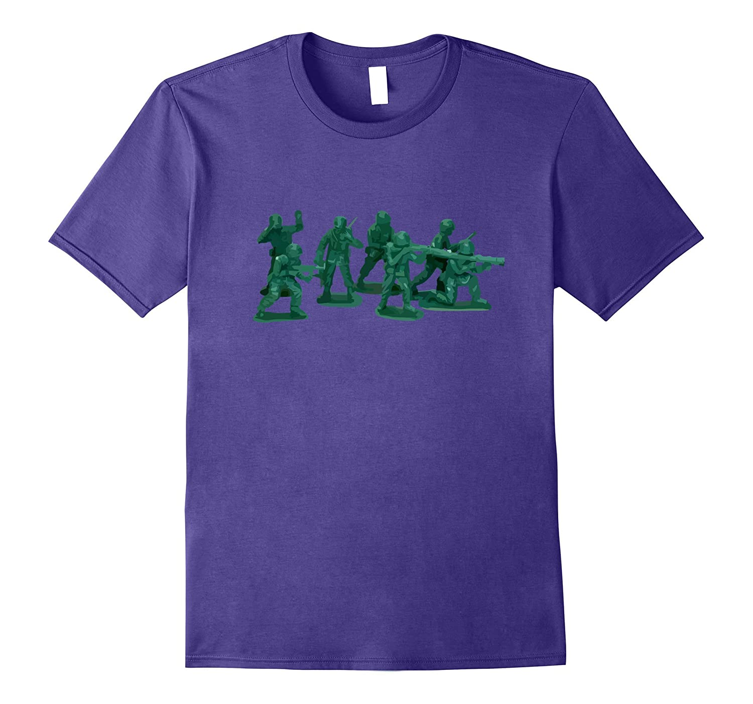 Green Army Man Classic Toys T-Shirt-TJ