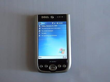 amazon com dell axim x50v handheld windows mobile 2003 se 3 7 rh amazon com Dell Axim X51 Manual Book dell axim x51 manual pdf
