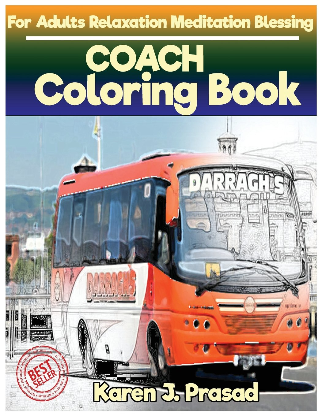 COACH Coloring book for Adults Relaxation  Meditation Blessing: Sketches Coloring Book  Grayscale Pictures pdf epub