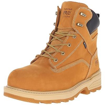 "Timberland PRO Men's 6"" Resistor Composite-Toe Waterproof Insulated Work Boot | Industrial & Construction Boots"
