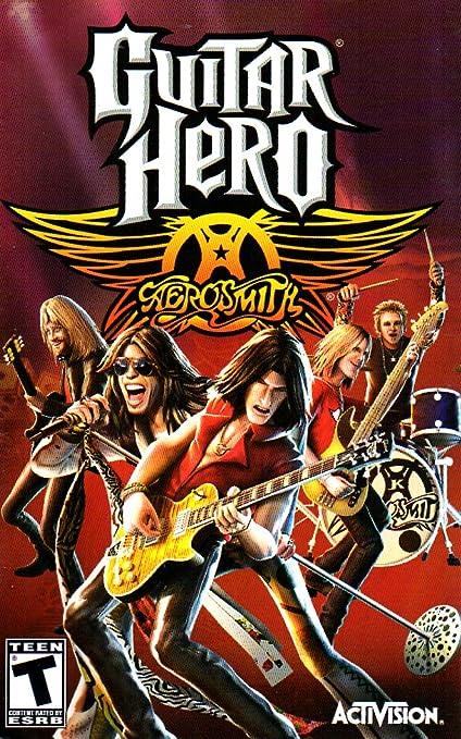 guitar hero aerosmith para pc completo