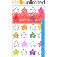 First Words: ENGLISH FLASHCARDS