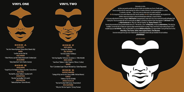 Black And Ballads : Varios: Amazon.es: Música