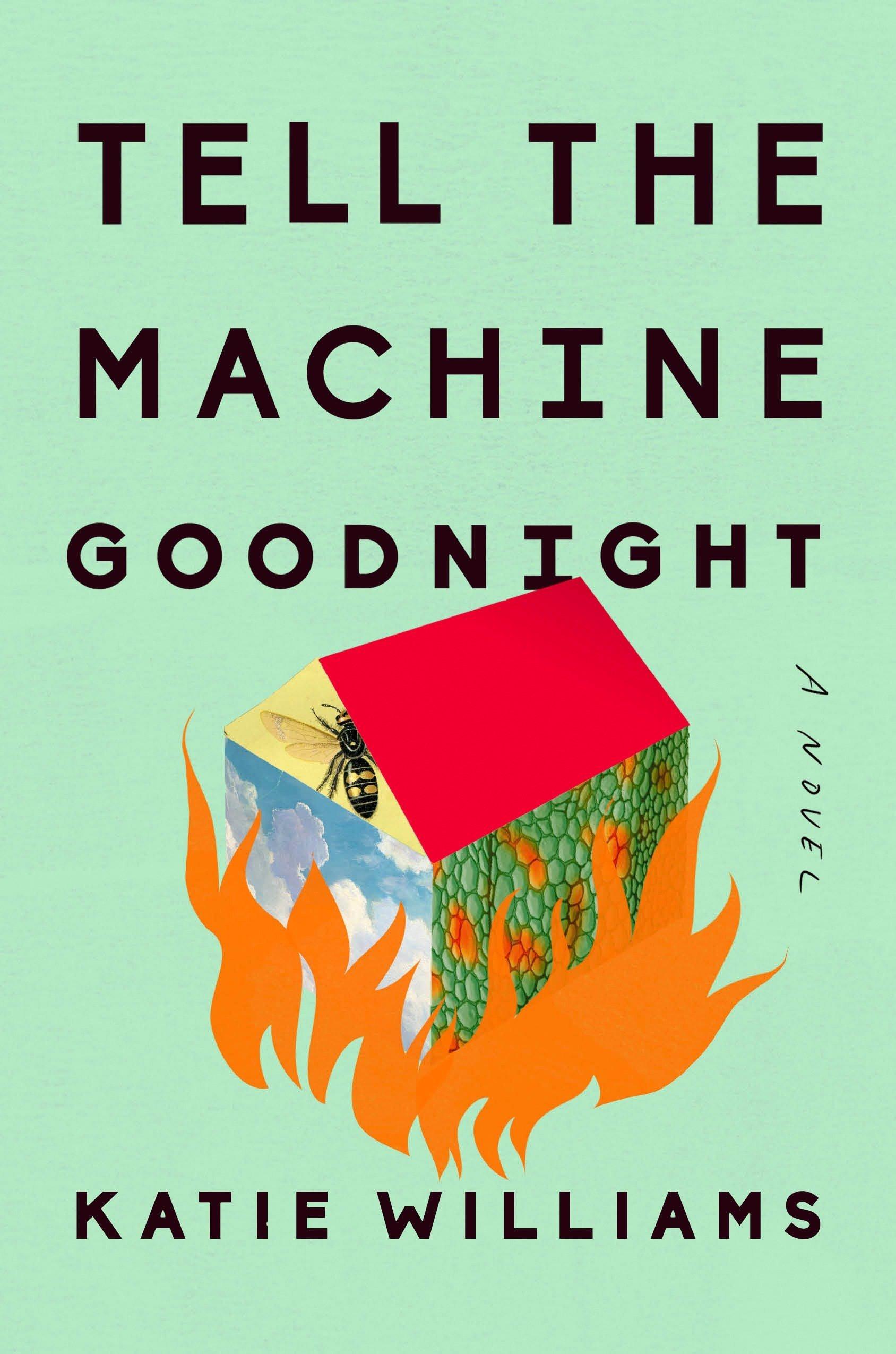 Tell the Machine Goodnight: A Novel: Williams, Katie: 9780525533122:  Amazon.com: Books