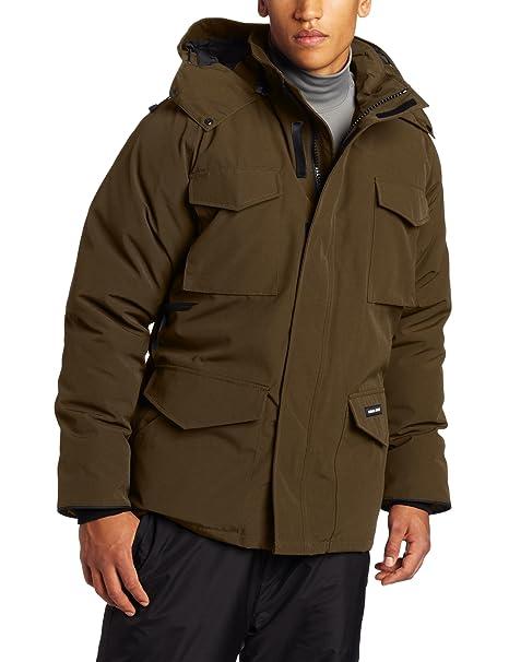 wholesale dealer 88b48 18efb Canada Goose Men's Constable Parka