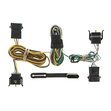 CURT 55344 Vehicle-Side Custom 4-Pin Trailer Wiring Harness for Select on acura rdx trailer wiring harness, toyota camry trailer wiring harness, volvo s60 trailer wiring harness, lexus rx 350 trailer wiring harness, ford escape trailer wiring adapter, land rover discovery trailer wiring harness, ford escape wiring diagrams, acura mdx trailer wiring harness, ford escape power steering harness, ford ranger trailer harness, audi tt trailer wiring harness, chevy express trailer wiring harness, ford utility trailer, dodge durango trailer wiring harness, nissan rogue trailer wiring harness, dodge nitro trailer wiring harness, ford trailer plug wiring diagram, ford escape trailer mirrors, nissan armada trailer wiring harness, ford escape trailer lights,