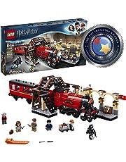 LEGO 75955 Harry Potter Hogwarts Express Train Toy, Wizzarding World Fan Gift, Building Sets for Kids