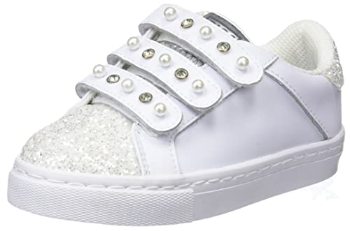 Gioseppo 43940, Zapatillas para Niñas, Blanco (White), 30 EU