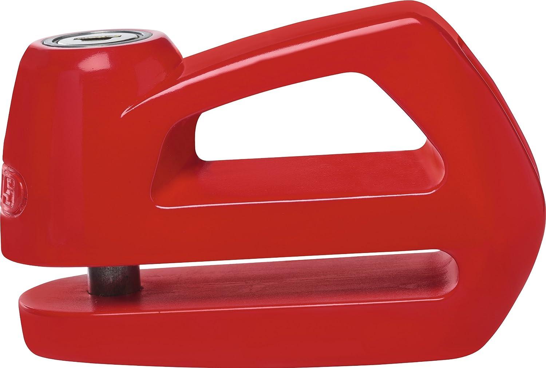 Rosso Opaco ABUS 43789 Bloccadisco 5 mm