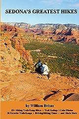 Sedona's Greatest Hikes Paperback