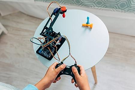 Ebotics BXARM01 - Kit de robótica, electrónica y programación DiY Arm Robot Ebotics: Amazon.es: Informática