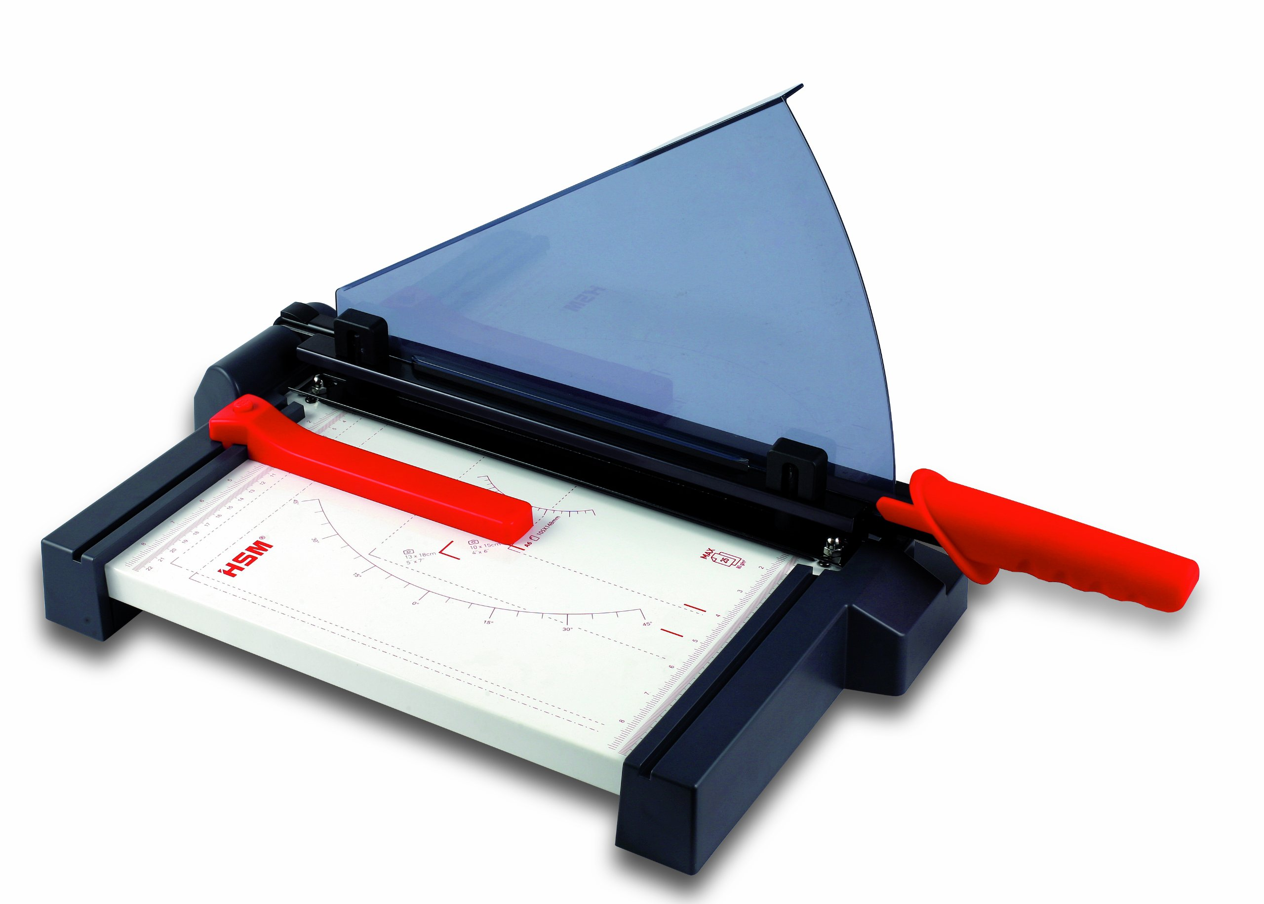 HSM Cutline G-Series G3225 Guillotine Paper Cutter, Cuts Up to 25 Sheets
