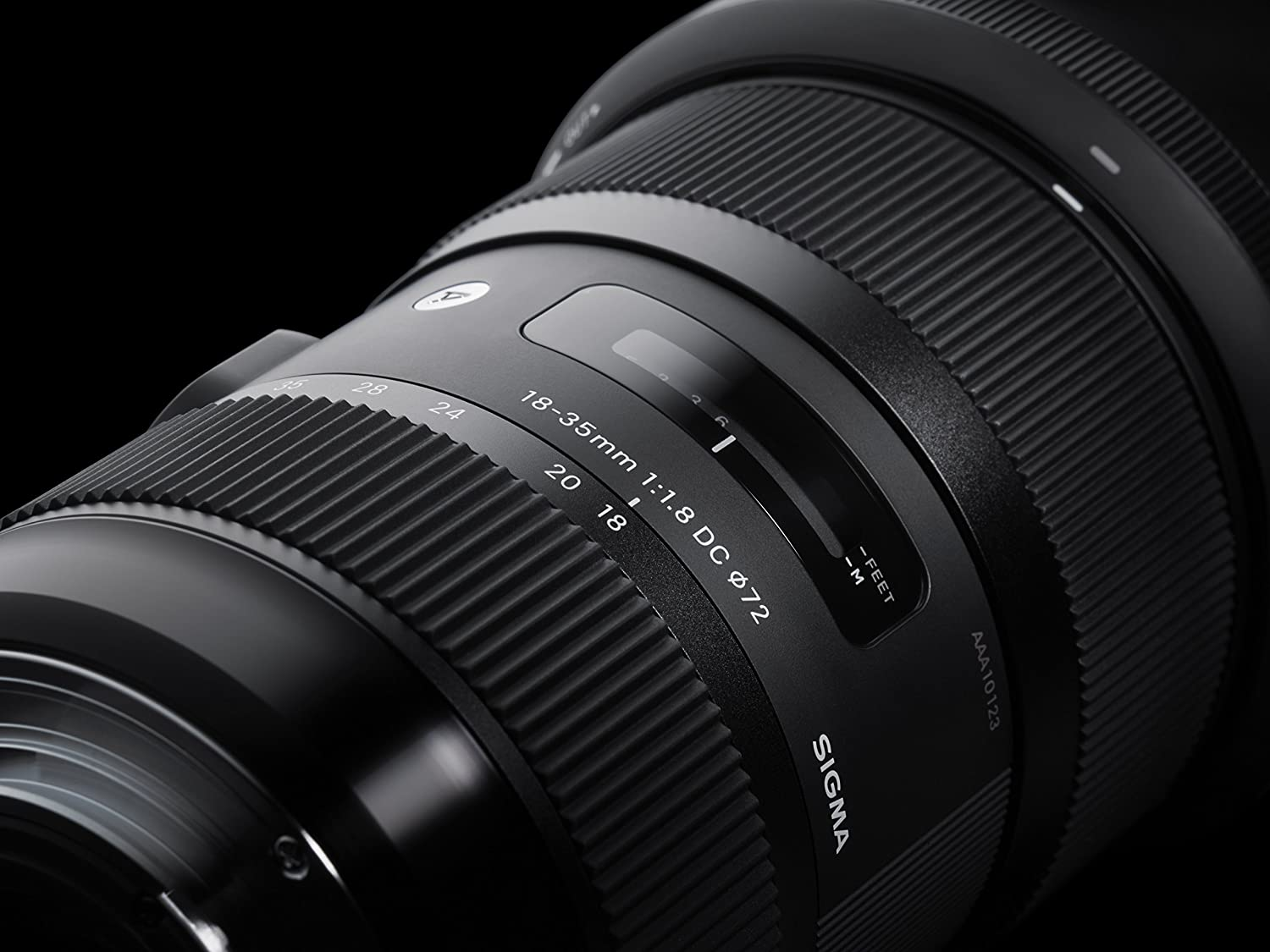 Amazon.com : Sigma 18-35mm F1.8 Art DC HSM Lens for Nikon : Camera on