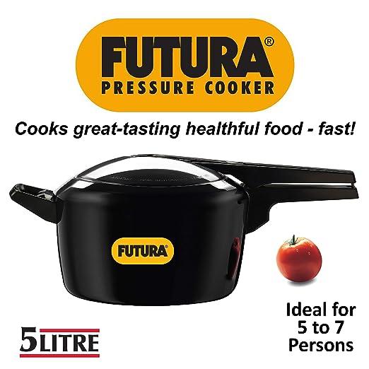 Olla a presión Hawkins Futura modelo F10 de 5 litros: Amazon.es: Hogar