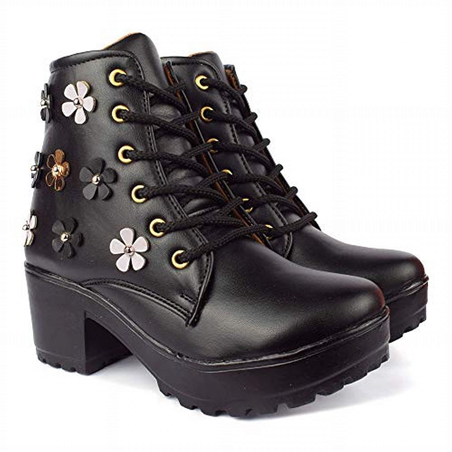 High-Heels Boots for Girls Sneakers
