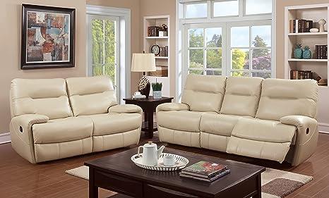 Amazon.com: Muebles de América Harvey Sillón Reclinable sofá ...