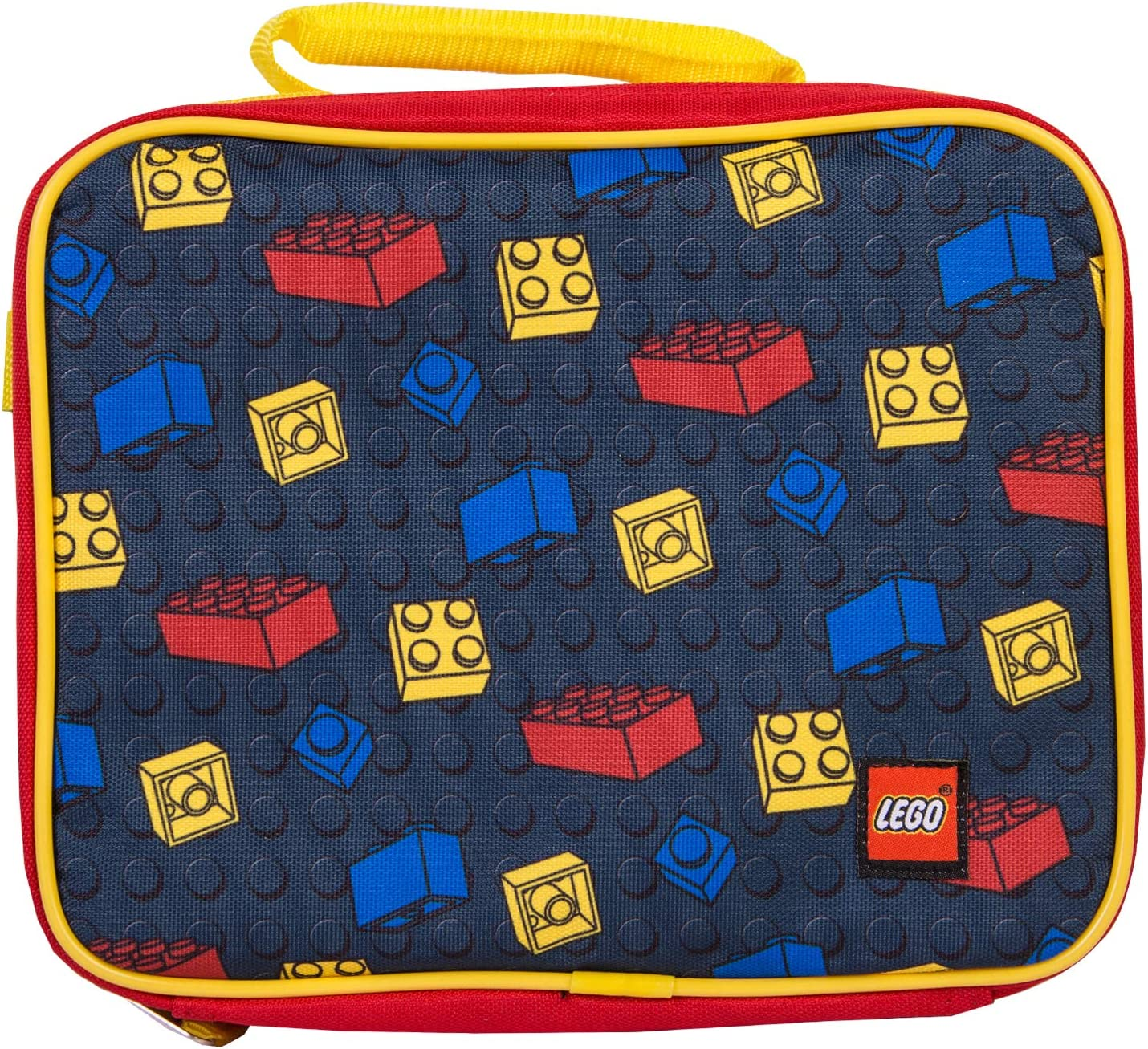 LEGO Batman Backpack Combo Set - Lego Boys\' 4 Piece Backpack Set - Backpack & Lunch Kit