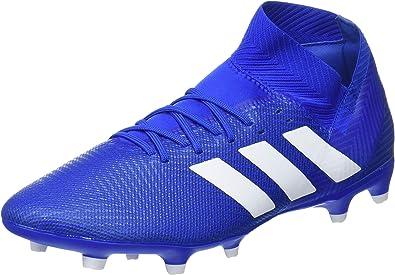 Chaussure de foot adidas Nemeziz 18.3 AG Football blue White