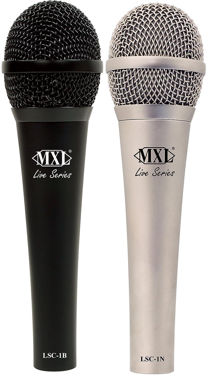 MXL Mics MXL-LSC-1B Condenser Microphone - Multipattern Marshall Electronics