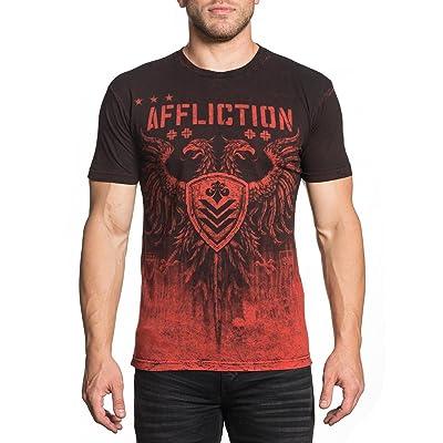 8d2c4d6791 Affliction Tarnished Value Reversible T-shirt