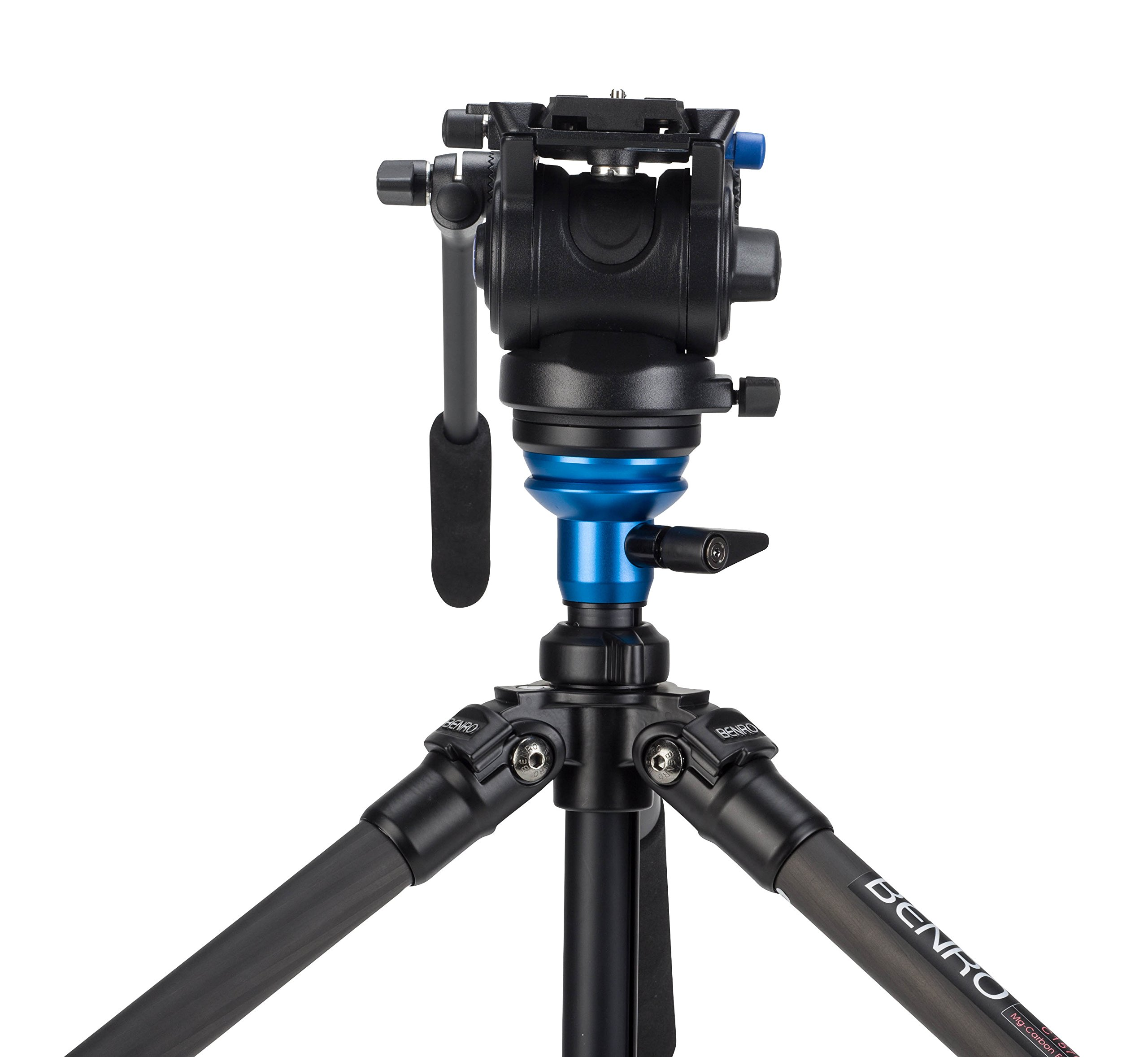 Benro S4 Video Head (Black) by Benro (Image #7)