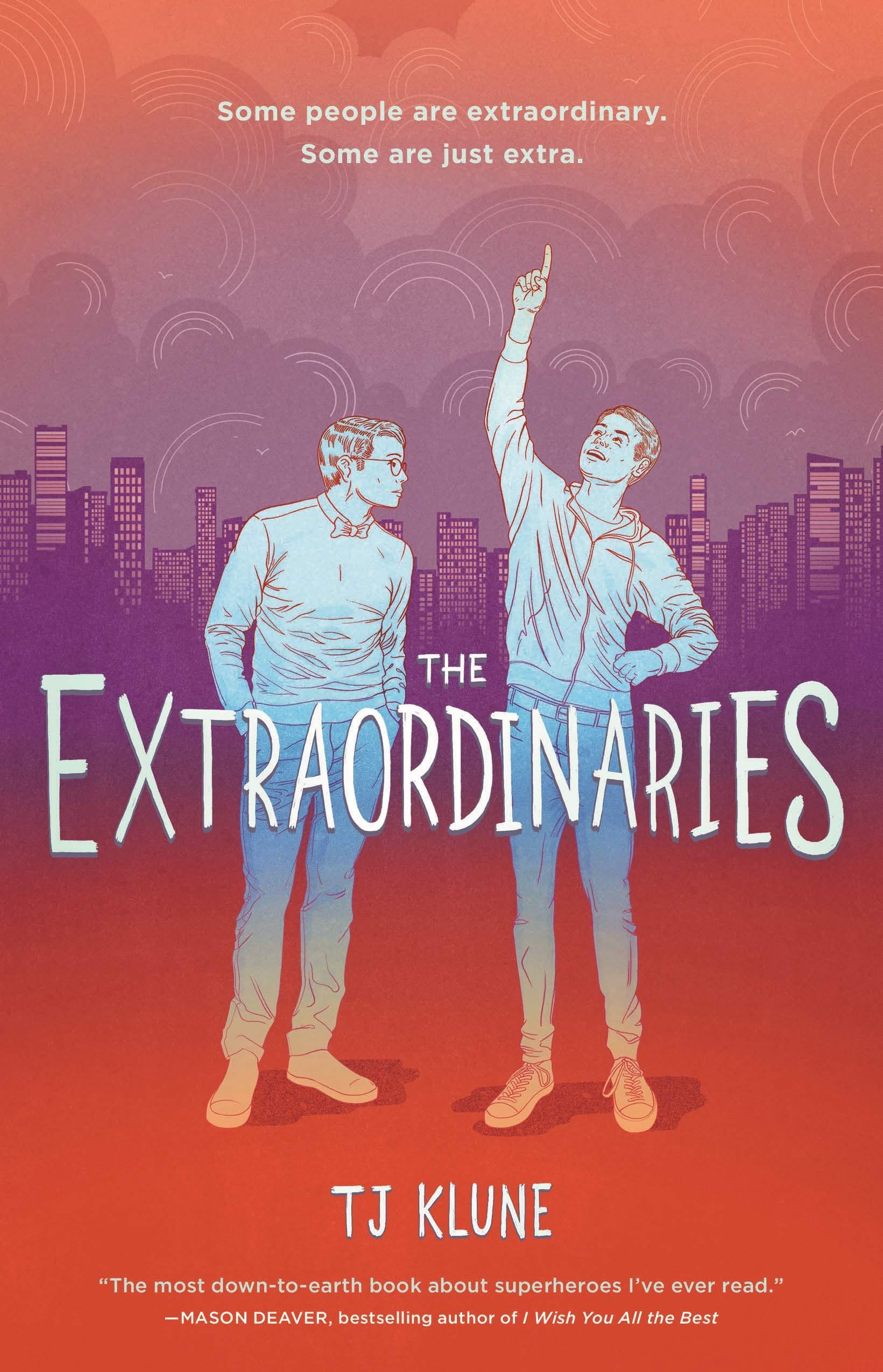 Amazon com: The Extraordinaries (The Extraordinaries 1