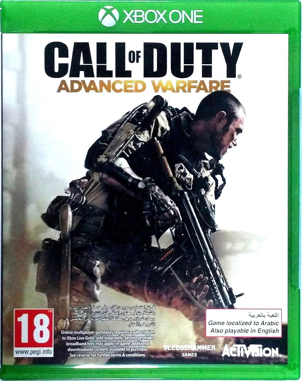 Call of Duty: Advanced Warfare (English/Arabic Box) - Xbox One ...