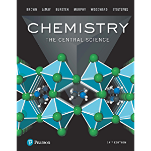 Chemistry: The Central Science (2-downloads) (MasteringChemistry)