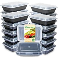 20-Pks. Enther Meal Prep Containers 28-Oz.