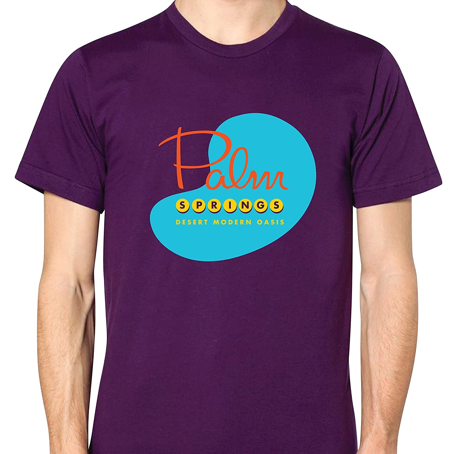 Destination PSP Kidney Pool T-Shirt Eggplant