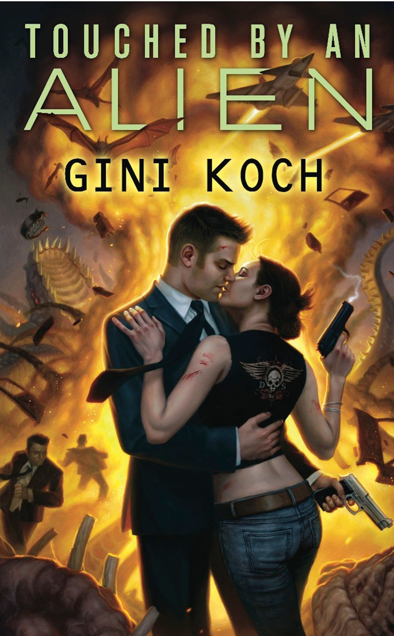 Amazon.com: Touched by an Alien (Alien Novels) (9780756406004): Gini Koch:  Books