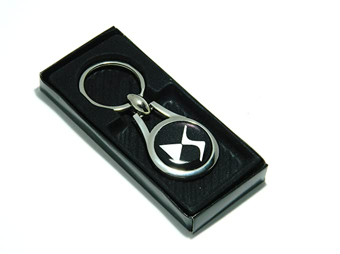 Citroen DS Metal clave Anillo Regalo Llavero: Amazon.es ...
