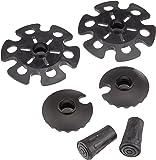 Black Crevice Unisex Ersatzteller Walking Pads