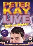 Peter Kay: Live & Back on Nights [DVD]