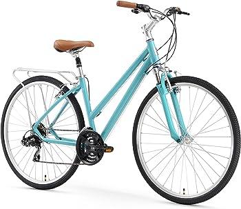 Sixthreezero's Pave 'N Trail Hybrid Bikes