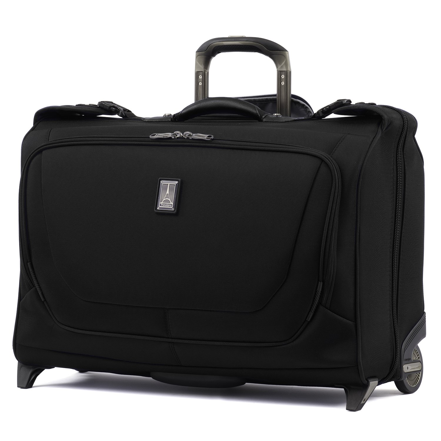 Travelpro Luggage Crew 11 22'' Carry-on Rolling Garment Bag, Suitcase, Black by Travelpro