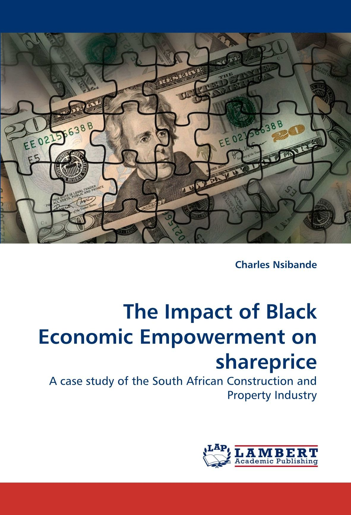 Download The Impact of Black Economic Empowerment on shareprice: A case study of the South African Construction and Property Industry PDF ePub fb2 book