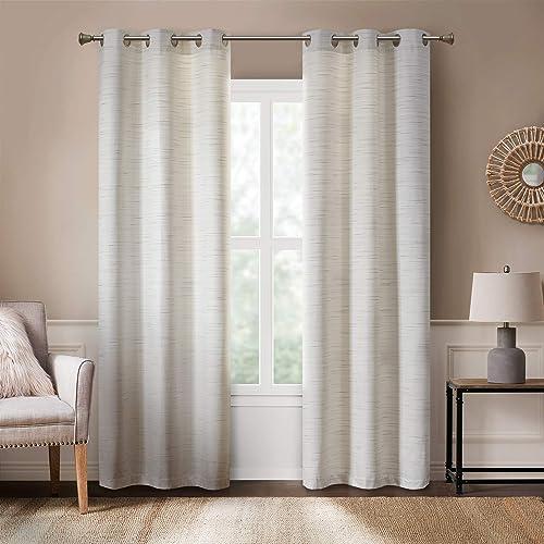 Rustic Modern Curtain