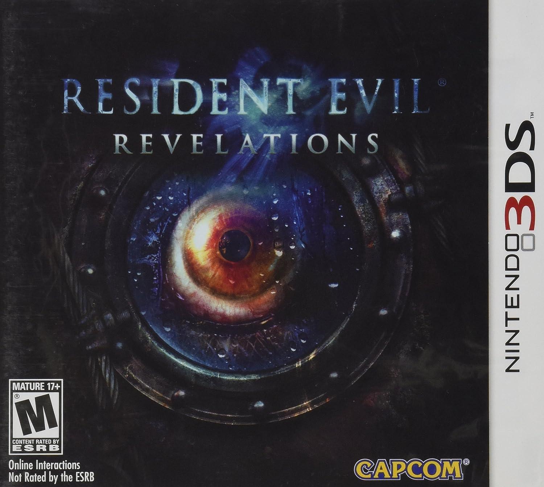 Amazon com: Resident Evil: Revelations: Video Games