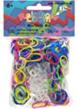Rainbow Loom® Gummibänder Mix Jelly