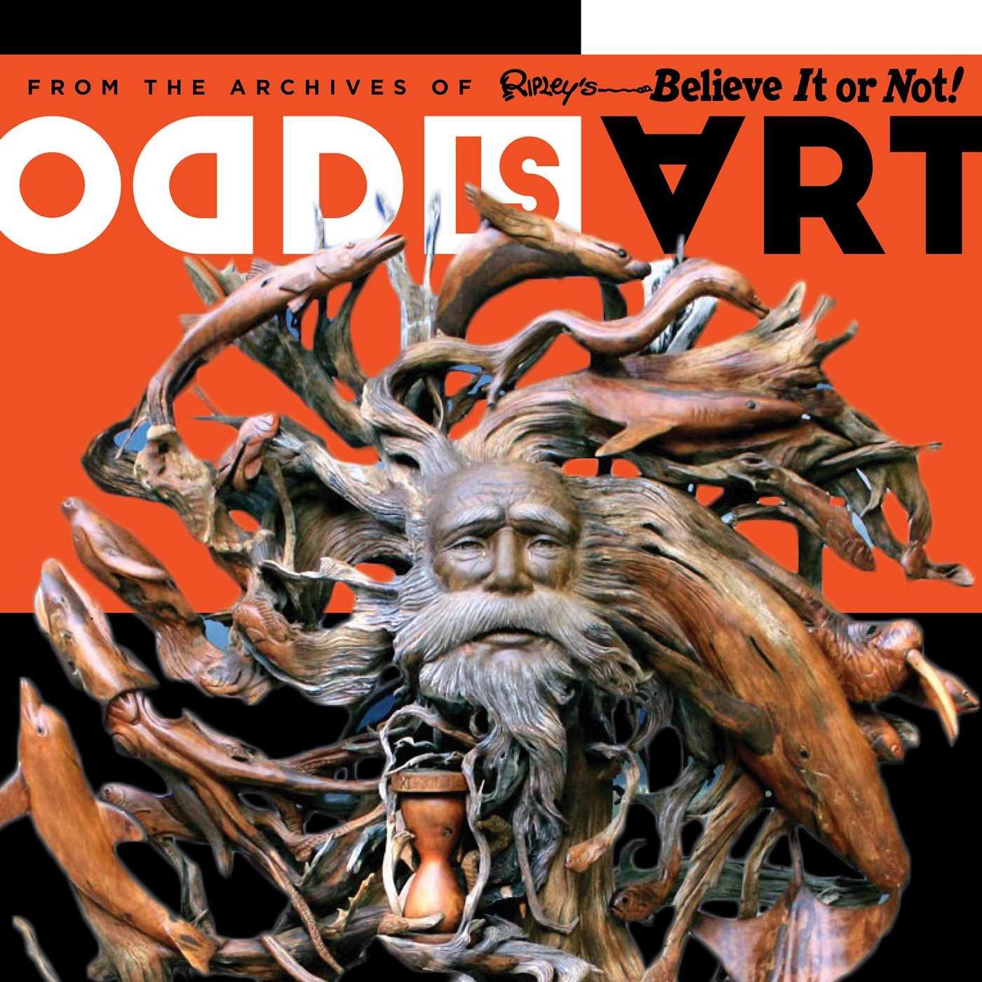 Read Online Ripley's Odd Is Art (Ripley's Believe It or Not) pdf epub