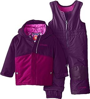 20320c5b5 Amazon.com: Columbia Buga Set Snowsuit 2T Cactus Pink: Clothing