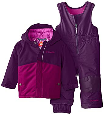 b145bf142a24 Amazon.com  Columbia Baby Buga Snow Set  Clothing