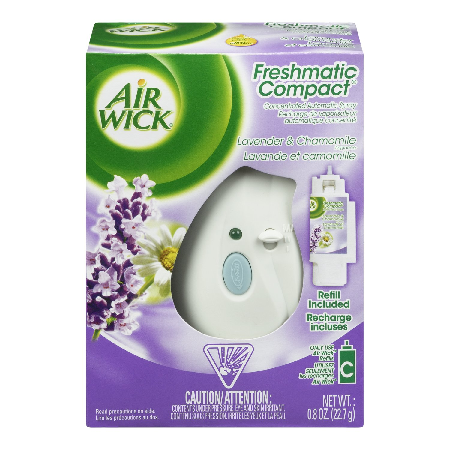 Air wick freshmatic compact refill coupons