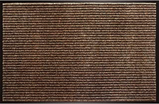product image for Enviroback Apache Rib Door Mat, Cocoa, 18-Inch by 27-Inch