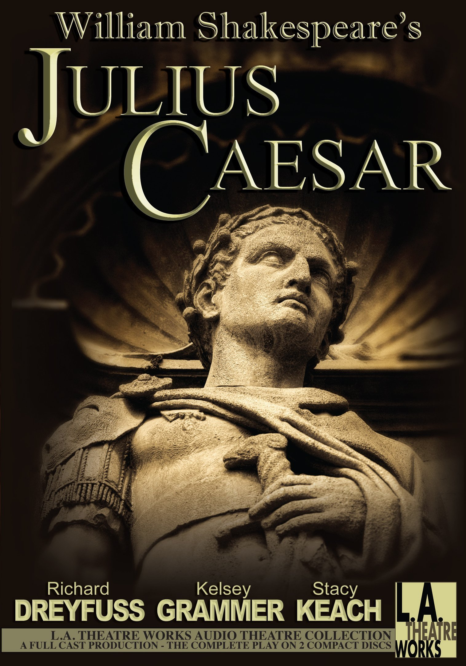 Plot analysis of the tragedy of julius caesar by william shakespeare