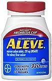 Aleve Soft Grip Arthritis Cap - 320 Tablets